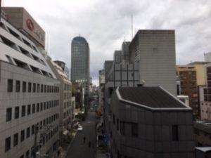 本町TSビルからの眺望